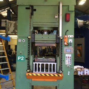 150 tonne BIPEL hydraulic press