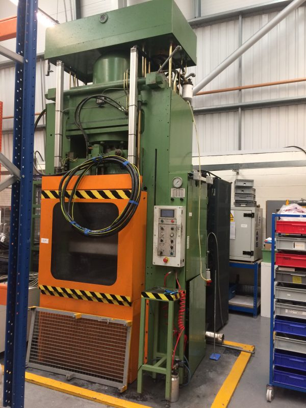 400 ton BIPEL hydraulic Press