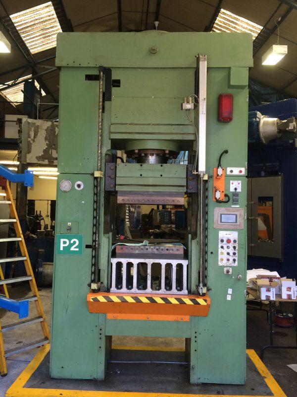 150 tonne BIPEL hydraulic press